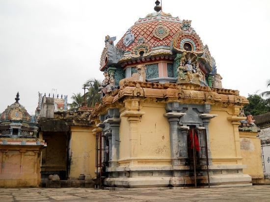 1000 year old Garbarakshambigai Temple
